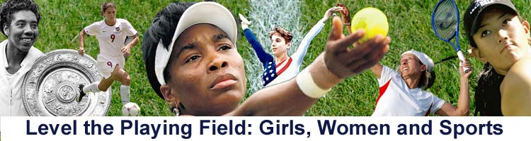 Women In Sports issue of On The Issues Magazine; Spring 2012