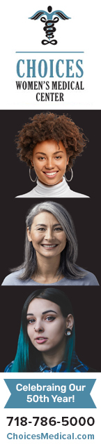 Choices Women's Medical Center Banner Ad
