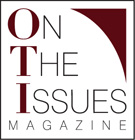 On The Issues Magazine Online link to current issue homepage
