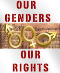OUR GENDERS, OUR RIGHTS 2009 Summer issue of On The Issues Magazine Image
