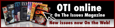 On The Issues Magazine 400x100 banner