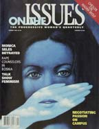 Spring 1994 issue of On The Issues Magazine