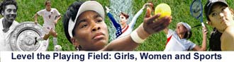 Level the Playing Field: Girls, Women and Sports, 2012 Spring Edition of On The Issues Magazine Online